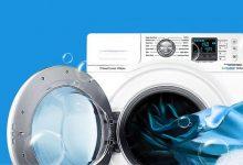 عکس از نکات مهم در استفاده از ماشین لباسشویی